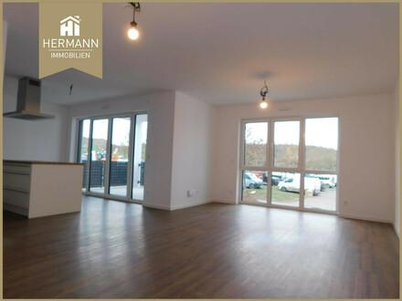 4-Zimmer-Wohnung - Neubau-Erstbezug mit gehobener Ausstattung und Einbauküche