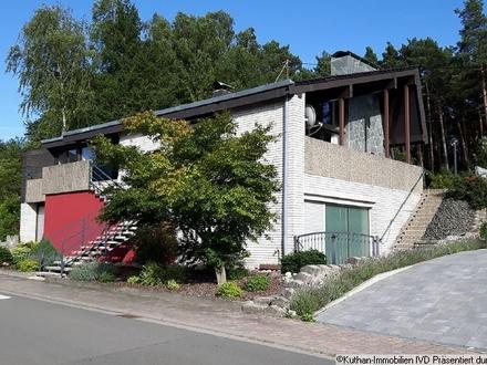 Gepflegtes Architektenhaus in exponierter Lage