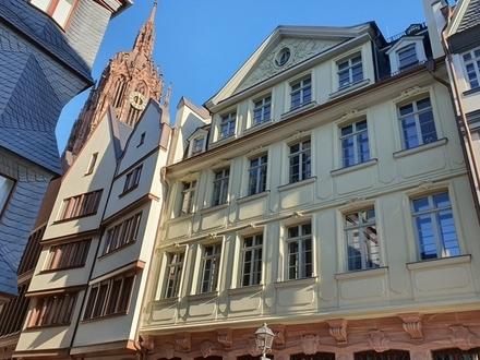Ihre Luxus-Maisonette-Wohnung in der Neuen Frankfurter Altstadt
