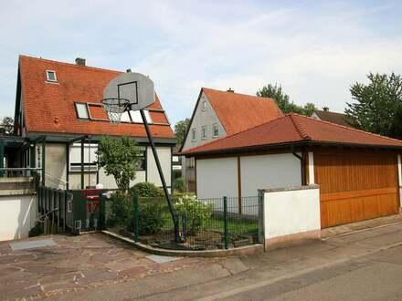 Großzügiges Wohnhaus mit vielen Zimmern in Langenau
