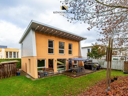 Exklusives freistehendes Einfamilienhaus in TOP Lage von Stuttgart-Zuffenhausen - Sackgasse