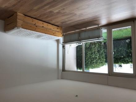 Einzimmer-Appartement mit Terrasse