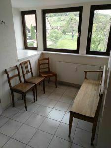 3-Zimmer-Eigentumswohnung mit herrlichem Urlaubs-Ausblick in 97762 Hammelburg-Obereschenbach