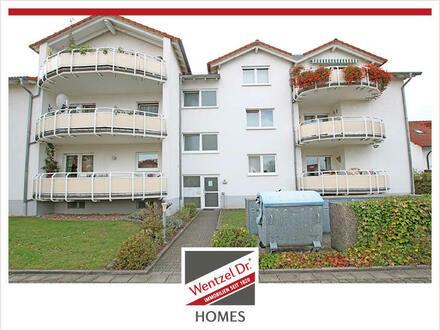 PROVISIONSFREI FÜR KÄUFER - Attraktive 2-Zimmer Wohnung in Groß-Zimmern (Erbpacht)