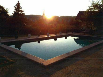 Mediterrane Architektenvilla im Salzburger Seenland