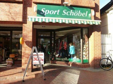 Ladenlokal in 1-A-Innenstadtlage von Westerstede!