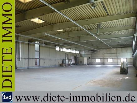 **Ihr neuer Standort** Lager- bzw. Produktionsfläche in Autobahnnähe A2