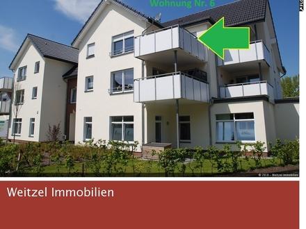 Eigentumswohnung Nr. 6 (DG Mitte links) in zentraler Lage von Dissen