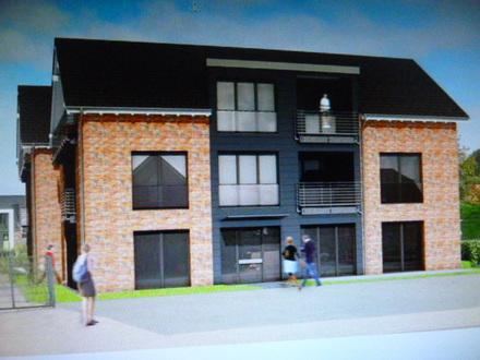 Fast wie eine kleine Penthouse-Wohnung, jedoch barrierefrei mit Aufzug!