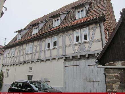 !!!! Denkmalgeschütztes Fachwerkhaus in Horrheim !!!!