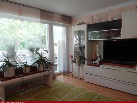 Hochwertig ausgestattete 2 Zimmer-Erdgeschoss-Wohnung in Bad Reichenhall