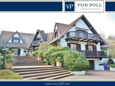 Repräsentatives, elegantes Familienanwesen in Bestlage Sonnenberg