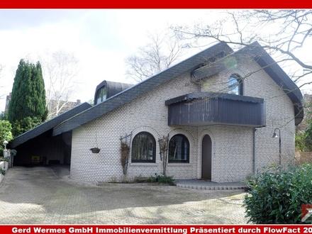 Geräumiges Architektenhaus in sehr zentraler Wohnlage