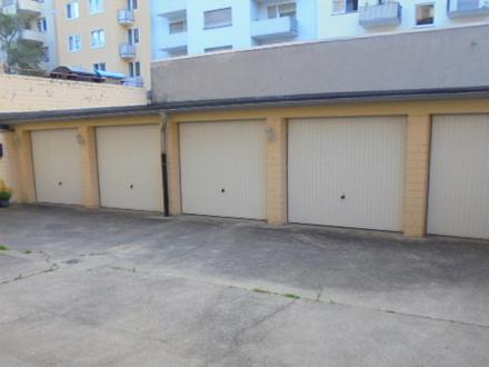 MA-City: 5 Garagen in den Quadraten - Nähe Hauptbahnhof