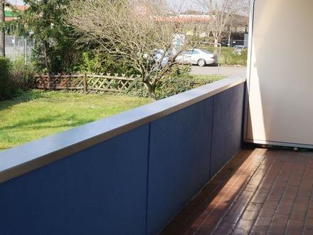 ** Gut geschnittene 2 Zimmer-Wohnung mit Sonnen-Balkon **
