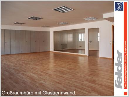 Attraktive Bürofläche in Rosenheims bester Lage