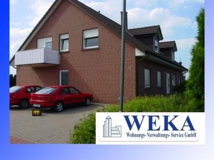 Gemütliche 3- Zimmer-Dachgeschosswohnung mit Balkon in guter Wohnlage