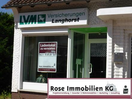 Ladenlokal/Büro in Wehdem