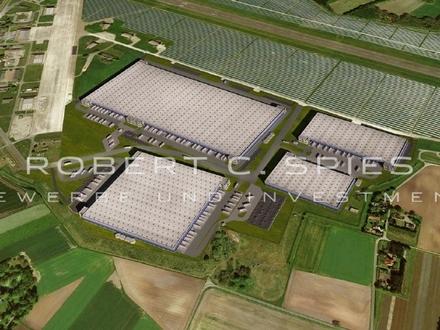 Neubau eines Logistikcenters in Bremen-Süd