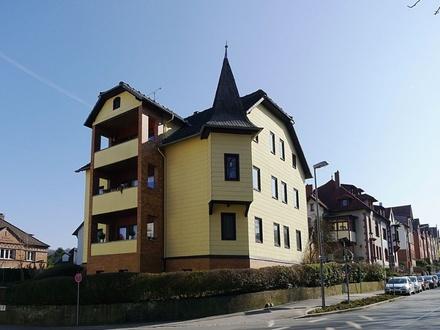 Schicke 5-Zimmer-Dachgeschosswohnung mit Balkon in zentraler Stadtlage