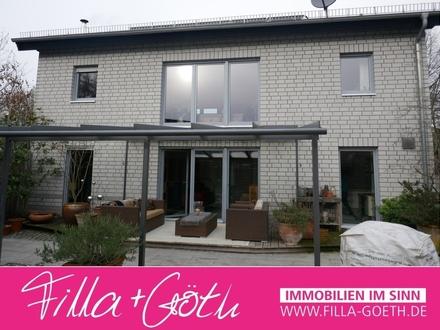 Haus mal anders! Außergewöhnliche Immobilie mit Charakter in Marienfeld!