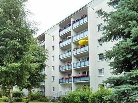 3 Raumwohnung mit Balkon im Erdgeschoss