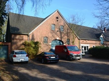 Halle mit Büro in Donnerschwee
