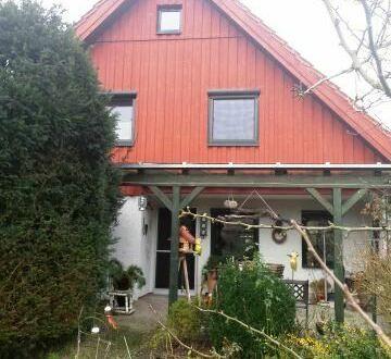 Forsthaus auf großem Grund ruhig gelegen für Naturliebhaber - Preis VB