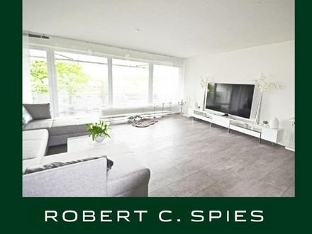 Komplett modernisierte 2,5-Zimmer-Maisonette-Wohnung in zentraler Lage