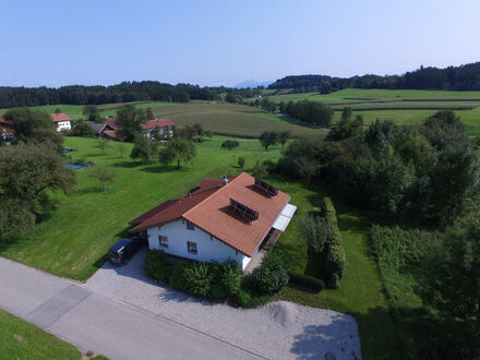 Einfamilienhaus in toller ruhiger Lage mit Bergblick - RESERVIERT!