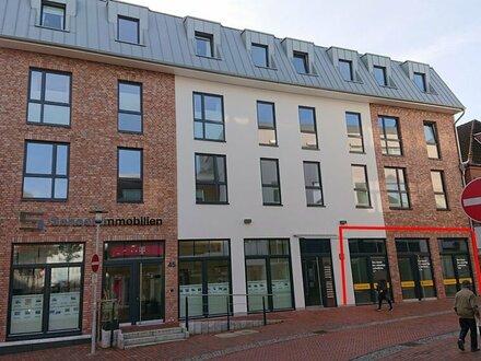 Ladenlokal (Neubau) in der Fußgängerzone von Itzehoe