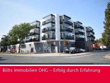 Lichtdurchflutete Neubau-Wohnung mit Wintergarten / Balkon im Findorffer Tor