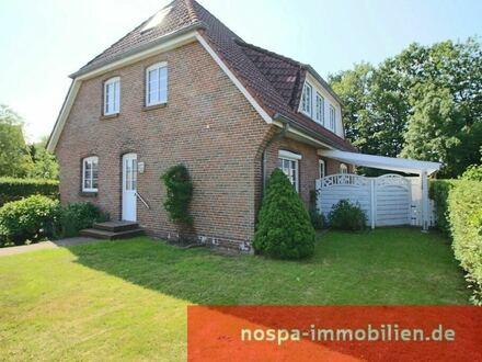 Das Haus für jung und alt! Einfamilienhaus mit Einliegerwohnung in ruhiger Lage!