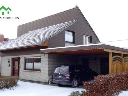 Einfamilienhaus mit Photovoltaikanlage zentral in Lorup