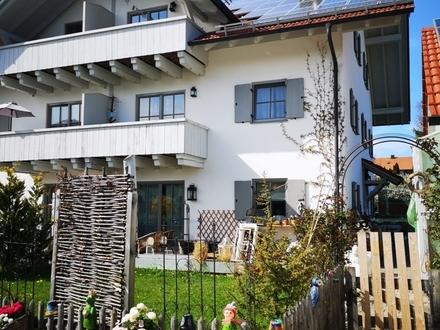 Wohnen auf dem Land ! Doppelhaushälfte in Rott Kreis Landsberg am Lech