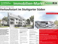 Verkaufsstart im Stuttgarter Süden