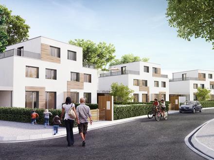 BESICHTIGUNG Sa ab 10 Uhr | Doppelhaushälfte | 6 Zimmer - 130 m² Wfl. | 280 m² Süd-Grundstück