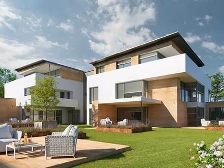 Neubau von exklusiven Eigentumswohnungen