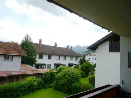 2-Zimmer-Wohnung mit Südbalkon in Sonthofen-Rieden