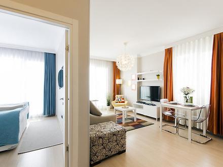 1 Zimmer Wohnung!