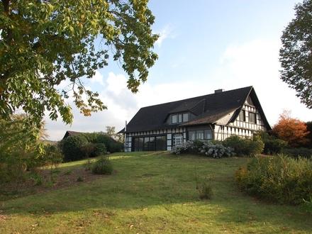 Landhaus in einzigartiger Lage von Hilter-Eppendorf