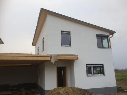 Haus 132 m² 01.11.19 900,- zzgl. Bächingen, Doppelhaushälfte mit hochwertiger...