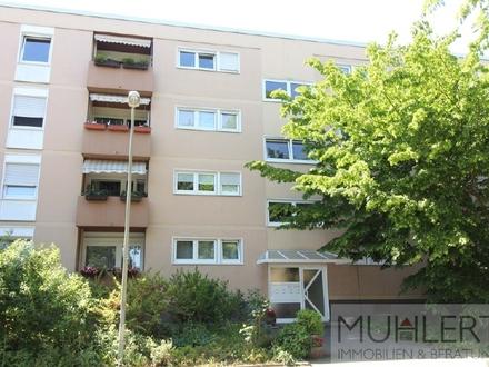 Große helle 4-Zimmer-Wohnung in Ludwigshafen-Pfingstweide