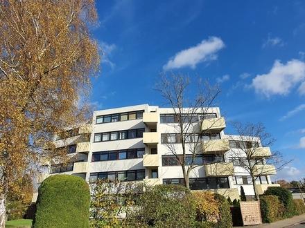 Sonnige 3-Zimmer-Wohnung in Stuhr-Kuhlen, direkt an Bremen-Grolland mit schönem Weitblick.