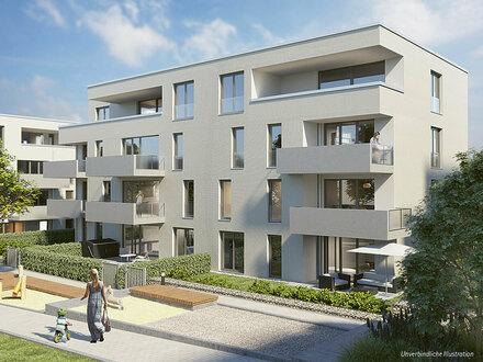 4-Zimmer-Wohnung in Neuhausen auf den Fildern »Akademiegärten, Wohnhof 6«