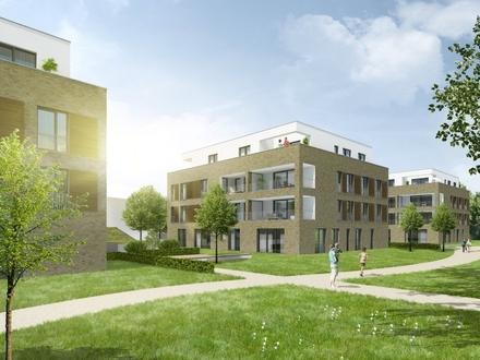 Schicke 2-Zimmerwohnung mit Süd Balkon!