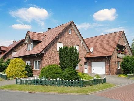 Großzügiges Einfamilienhaus mit Einliegerwohnung in Klein Berßen!
