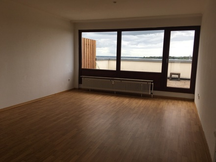 2-Zimmer-Penthouse-Wohnung