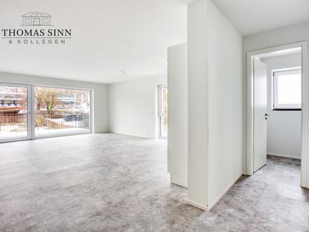 Modern Living in Weinsberg - NEUBAU - 4-Zimmer-Erdgeschosswohnung mit Terrasse