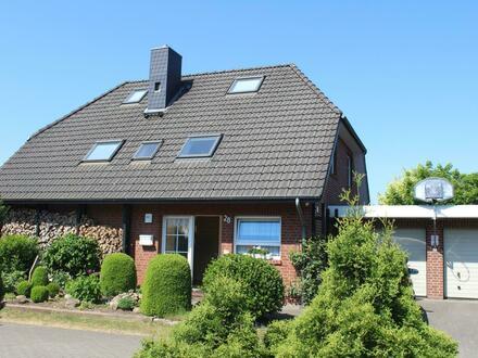 Schönes gepflegtes Einfamilienhaus in sehr ruhiger Lage